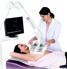 Photo of Automated Breast Ultrasound Equipment