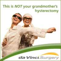 This is NOT your grandmother's hysterectomy image
