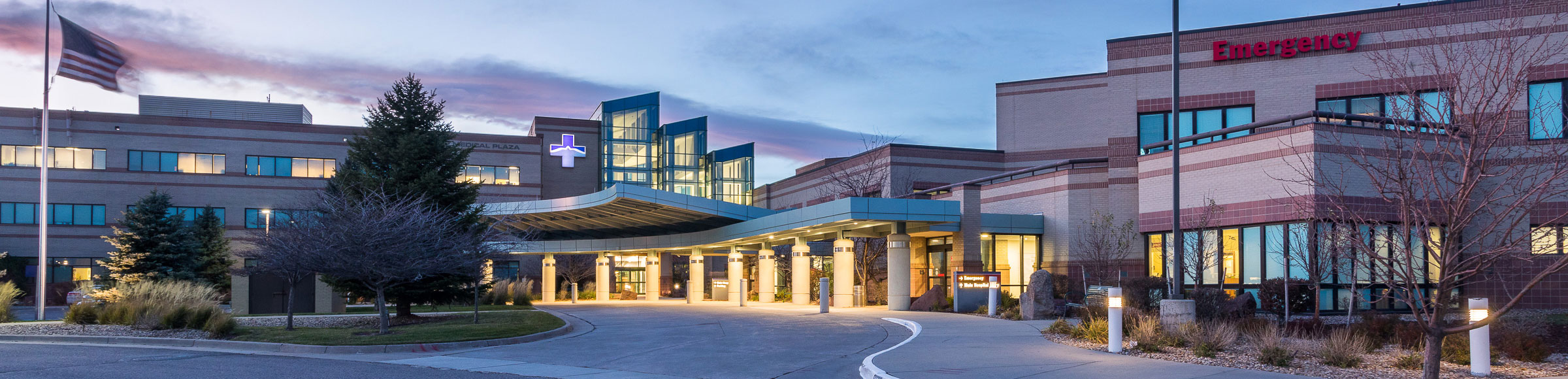 Avista Adventist Hospital building