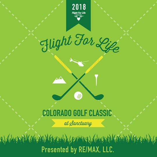 Flight for Life Colorado invite