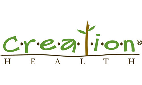 creation health logo