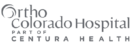 OrthoColorado Hospital logo