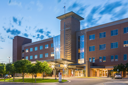 St. Mary-Corwin Medical Center