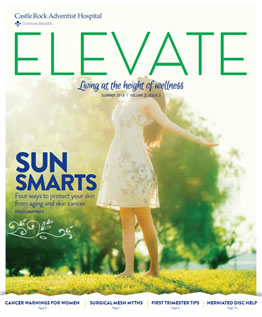 Elevate Magazine Summer 2015 Issue
