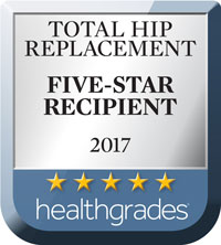 hip replacement award