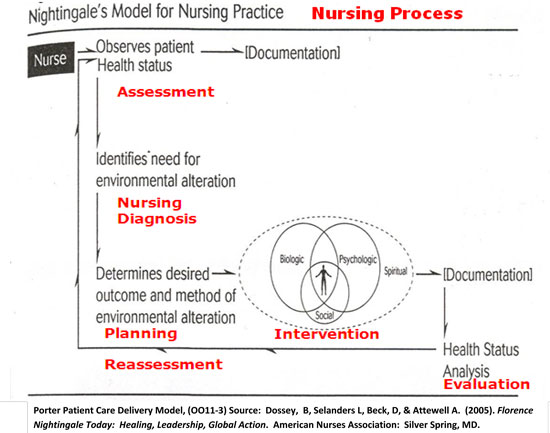 Porter's Care delivery model