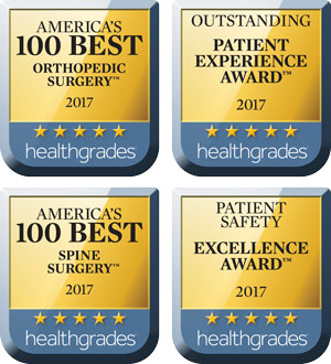 One of Healthgrades® America's 100 Best Hospitals