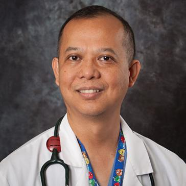 Leo Altamirano, MD Pediatrics