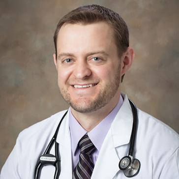 Bradley Stucky, DO, Family Medicine